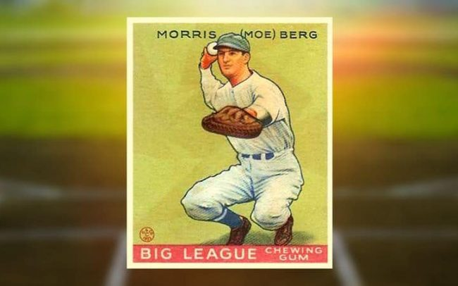 The Secret Life of Moe Berg