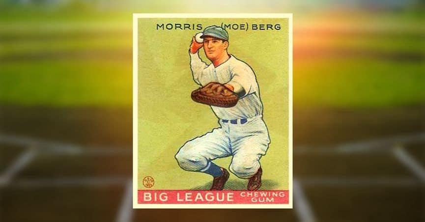 The Secret Life of Moe Berg