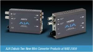 Hi5-3G and HDP2 converters
