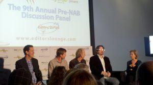 Editor's Lounge Pre-NAB 2012 Panel