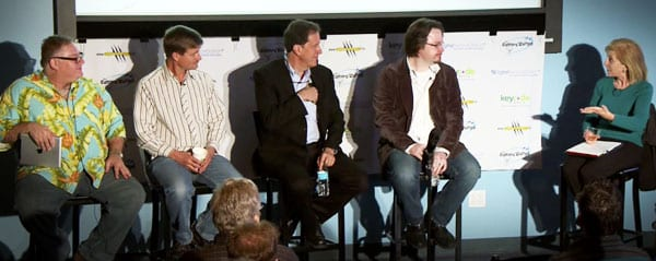 10th Anniversary Pre-NAB Discussion Panel (2013)