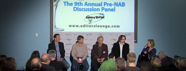 9th Annual Pre-NAB Discussion Panel (2012)