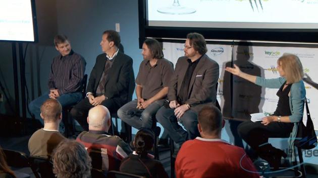 Editors Lounge Presents The 11Th Annual Pre-NAB Panel (2014)