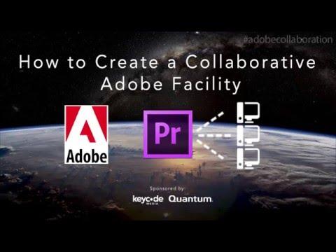 How to Create a Collaborative Adobe Facility