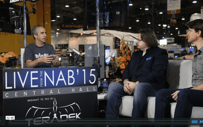 NAB 2015: Pro Video Coalition - Anatomy of an Edit