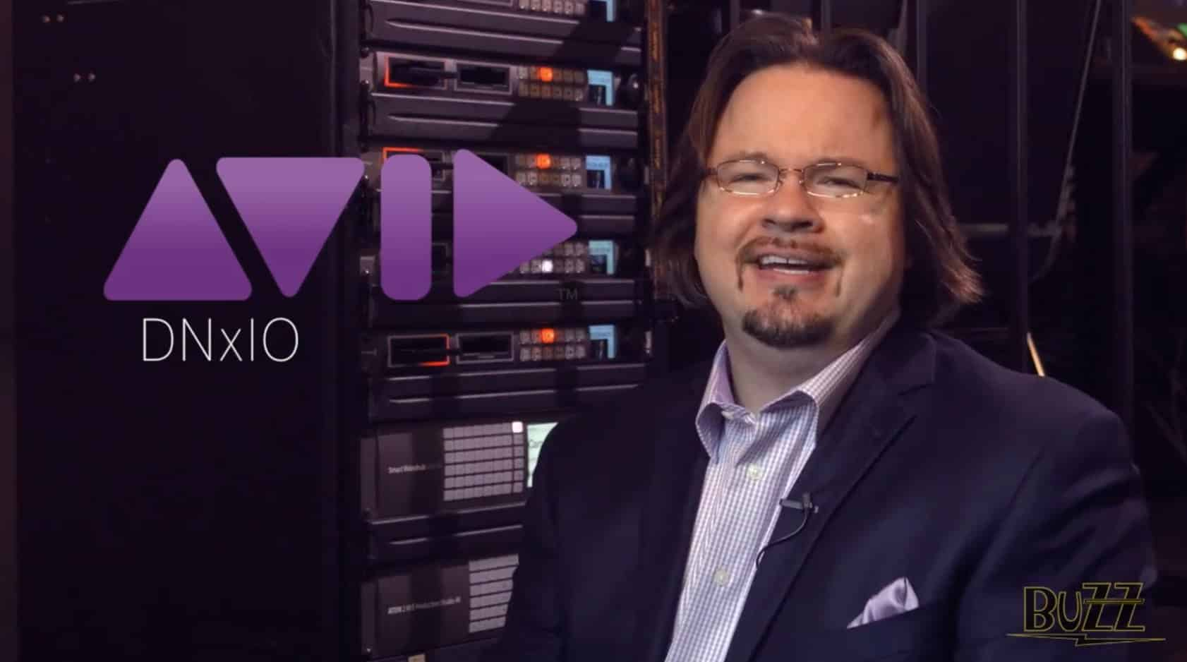 Tech Talk - Getting A Glimpse of The New Avid DNxIO Box