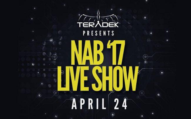 nab teradek live show 2017