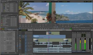 Media Composer 6 Interface